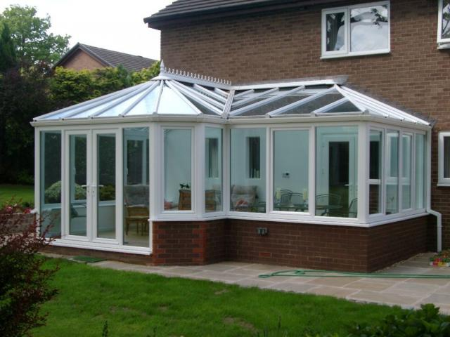 P Shaped Conservatories Northwich Middlewich Winsford The Window Exchange
