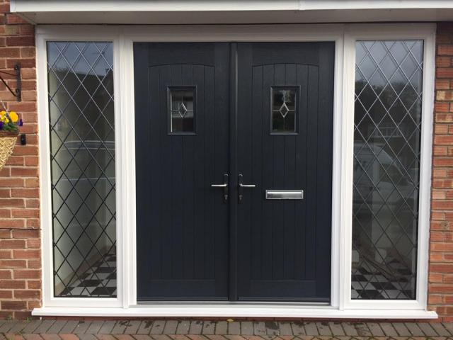 See our full doors gallery. & Composite Doors | Northwich Middlewich Winsford | The Window Exchange