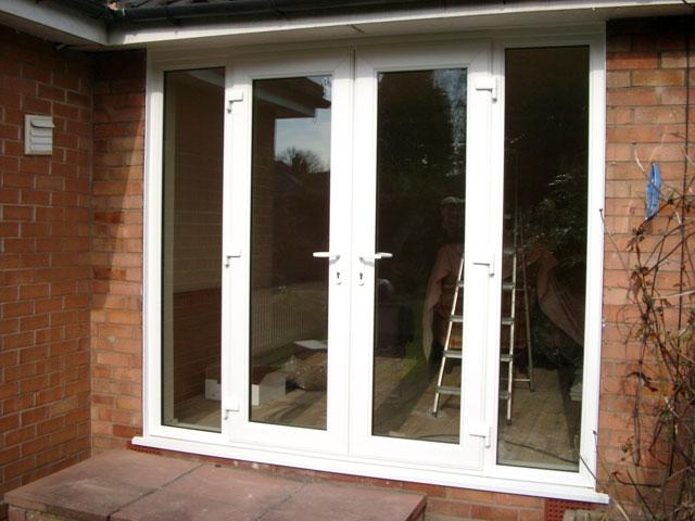 Doors gallery northwich middlewich winsford the for Upvc patio door parts